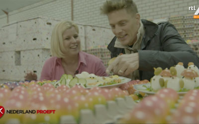 mmmEggies bij Nederland proeft